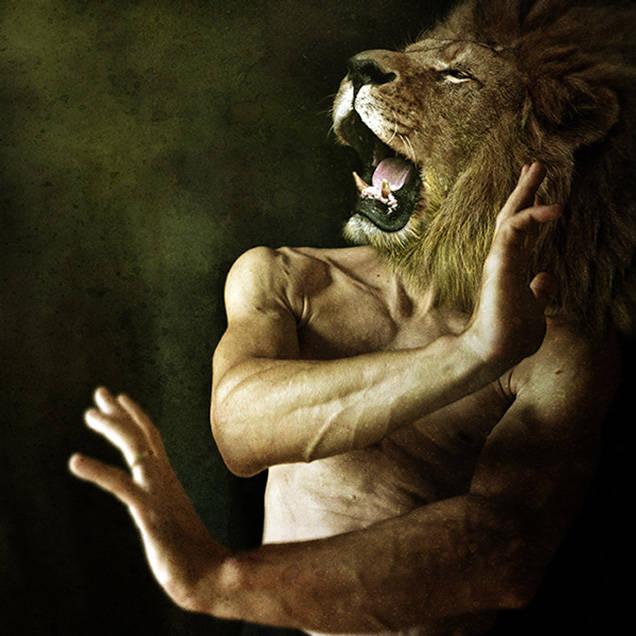ライオンとのハイブリット