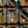 グーグルアースの衛星画像で見る世界の人口パターンが綺麗で気持ちいい