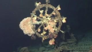 ハワイ沖の旧日本海軍の秘密兵器が眠る海底で幽霊船が見つかる!!