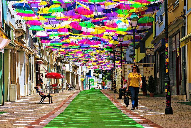 アゲタグエダ芸術祭 ポルトガル