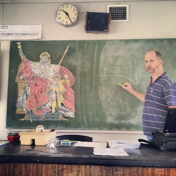 この先生の授業を受けたくなること間違いなし!?色々とすごい先生20人