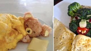 【どうしてこうなった】料理の盛り付けを盛大に失敗した写真9枚【これじゃない】