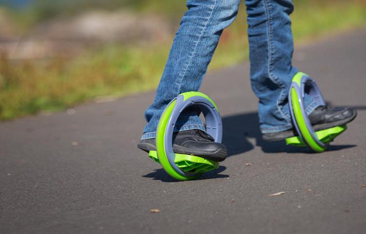 これが新時代のスケート!オービットホイールがなんだかすごいぞ!