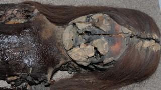 チリとペルーで見つかった7000年前のミイラが気候の変化で崩壊の危機!