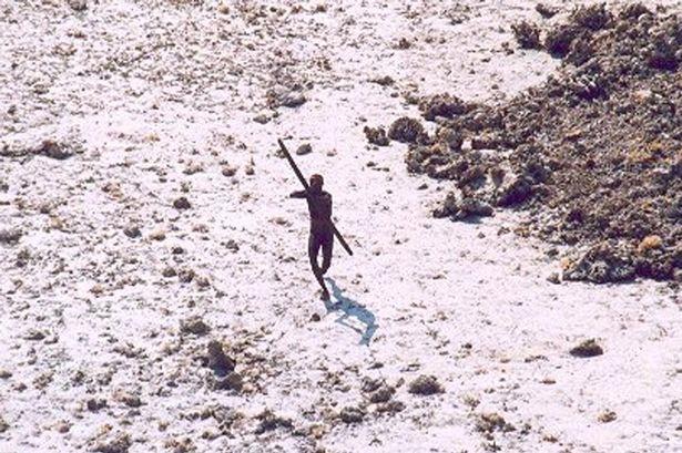 The-Sentinelese-tribe