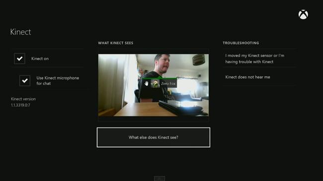 xboxのKinectのカメラテストで写ってはいけないものが写ってしまう事案が発生!!