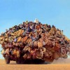 【ぶつりのほうそくがみだれる!】重量オーバーにも程がある乗り物16種
