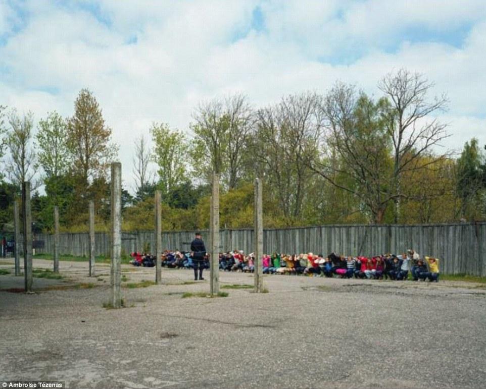 ナチスの捕虜体験ツアー