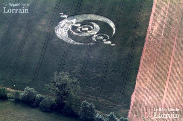 Crop Circle France 2