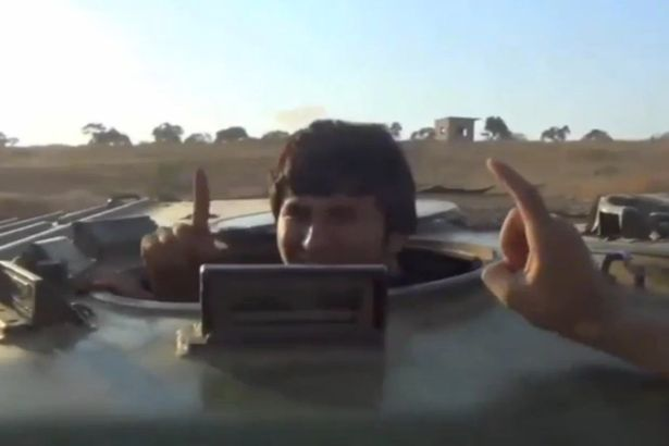 Jihadi-suicide-bomber-seen-crying-before-driving-off-to-die-in-Syria2