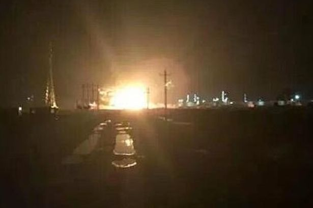 Massive-chemical-blast-in-Shandong-China